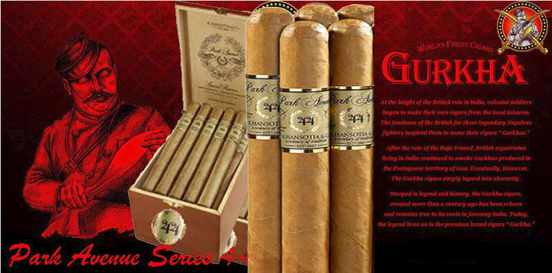 Park Avenue Series 44 ...by Gurkha